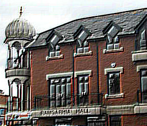 Ramgarhia Hall